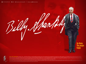 Bill Shankly wallpaper thumbnail image
