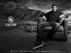 Steven Gerrard wallpaper thumbnail image