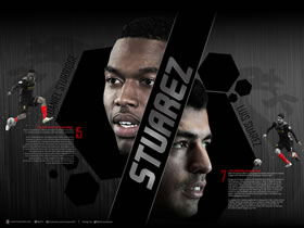 Sturridge & Suarez wallpaper thumbnail image