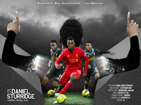 Daniel Sturridge wallpaper thumbnail image