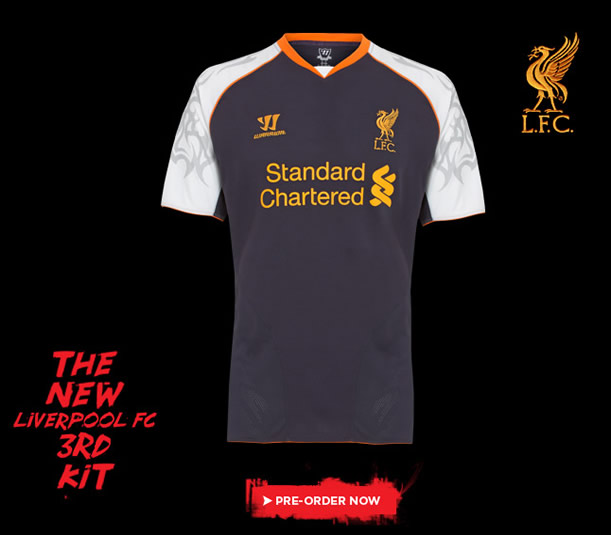 LFC Third Kit - Pre Order Now