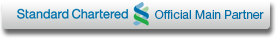 Standard Chartered - Main Club Sponsor