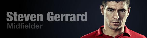 Steven Gerrard (Midfielder)