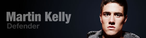 Martin Kelly (Defender)