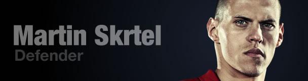 Martin Skrtel (Defender)