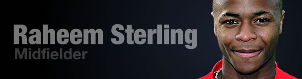 Raheem Sterling (Midfielder
