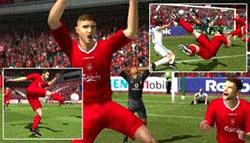 Official LFC computer game