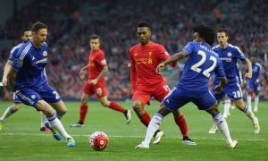 Liverpool 1-1 Chelsea