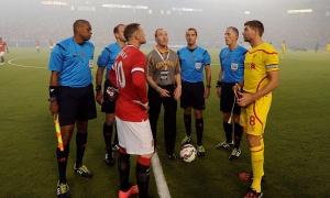 Pra Musim: LFC 1-3 Man Utd