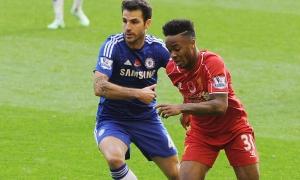 LFC 1-2 Chelsea