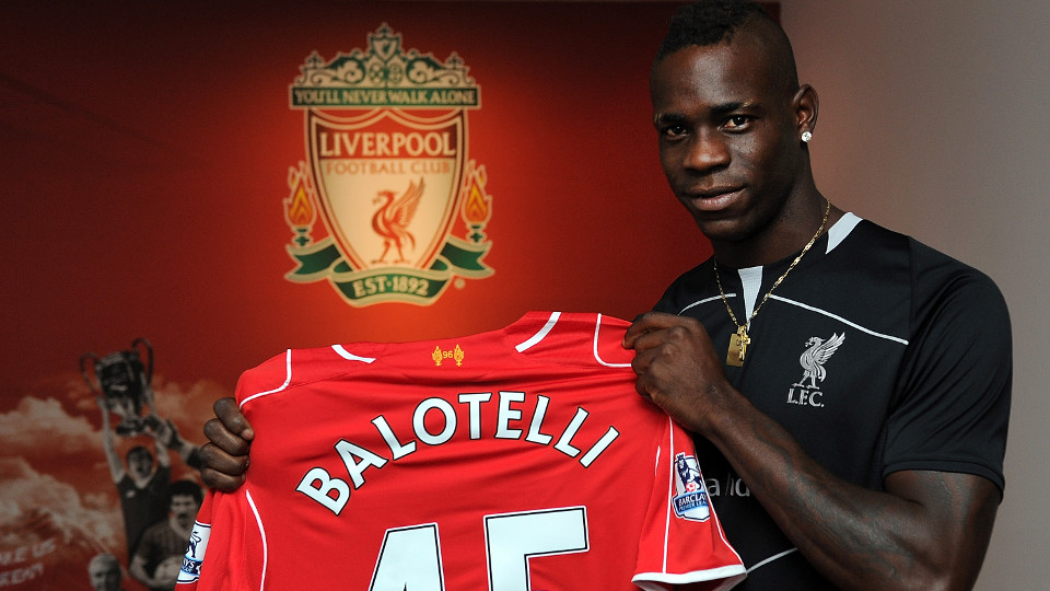 Balotelli: The first interview