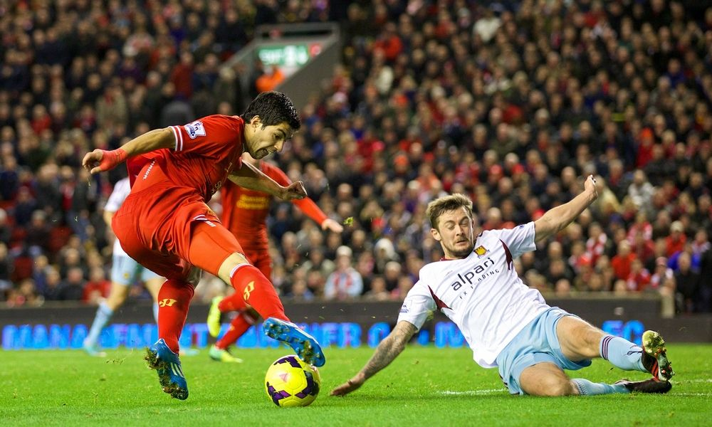 VIDEO: LFC 4-1 West Ham: Cuplikan 11 menit