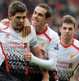 manchester united steven gerrard picture website