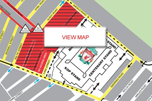 Anfield Map Delays