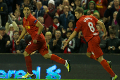 Suarez's free-kick makes it 3-2