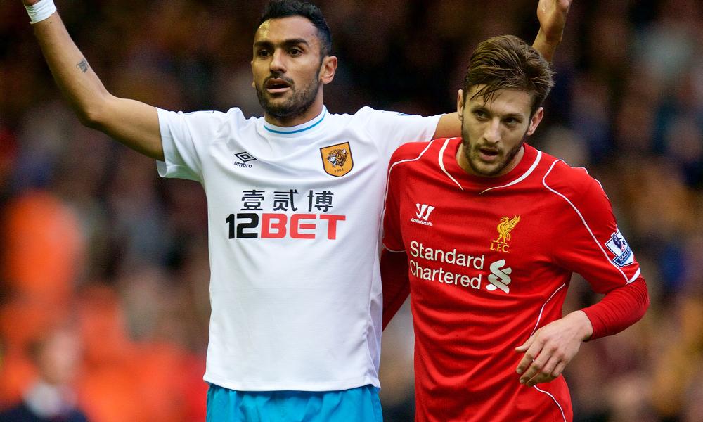 Statistik pertemuan Hull vs Liverpool