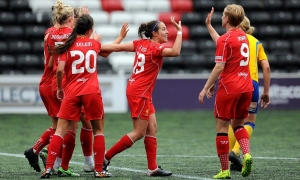 Piala Kontinental: LFC Ladies 3-2 Doncaster Belles