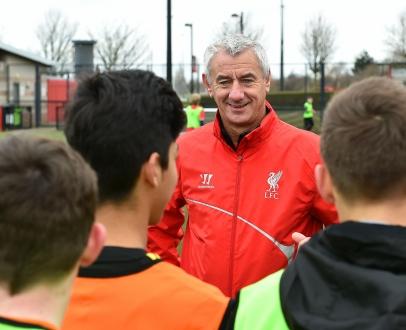 Win a Liverpool FC Soccer Schools Voucher!