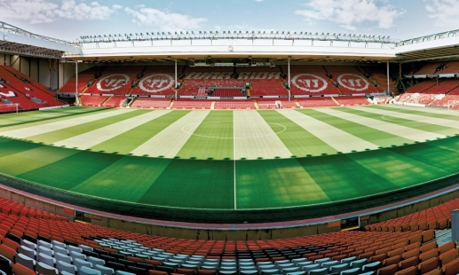 Save a third on Anfield tours, experiences and museum
