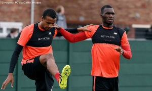 Persiapan The Reds jelang lawan Arsenal