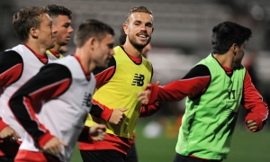 Gallery: Reds train in Brisbane