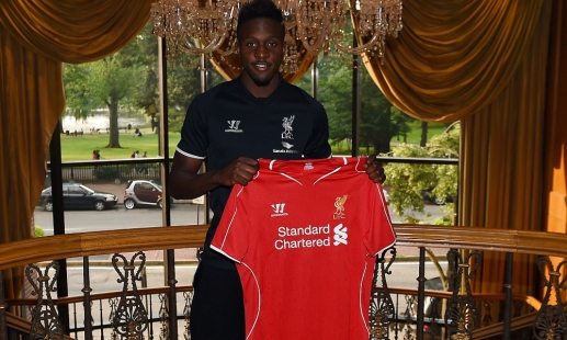 Divock Origi: The first interview