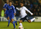 Sterling fires double in England rout