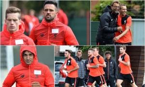 Latihan perdana Liverpool untuk hadapi musim 2016-17