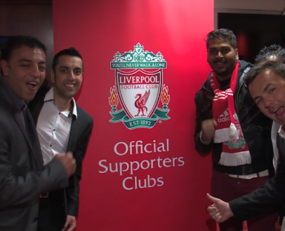 Official LFC Supporters Clubs' Annual Dinner