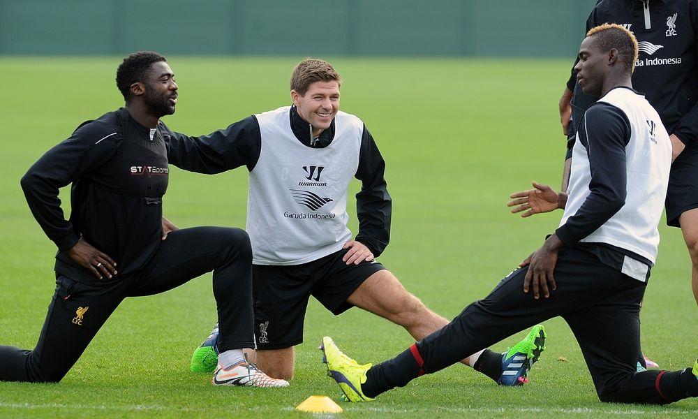 GALERI FOTO: Latihan jelang tandang ke Newcastle