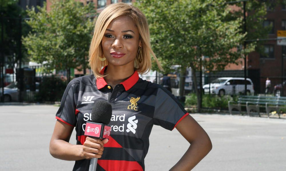 From MTV to LFC TV: Watch LFC's new American TV presenter