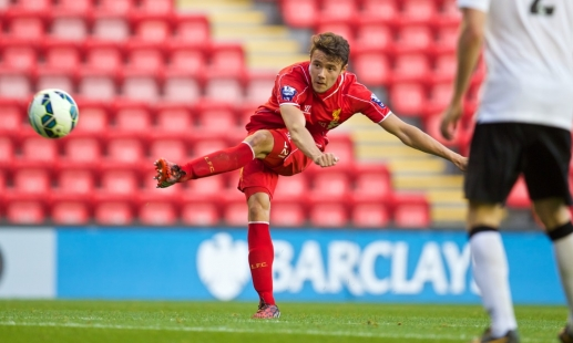 Young Reds thwarted by rivals' leveller