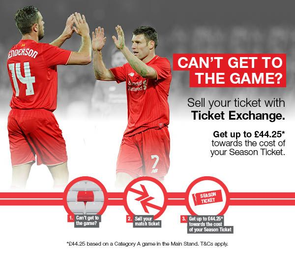 LFC, ticket exchange