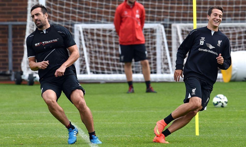 Jose Enrique akan terus berjuang untuk tempat di skuad utama The Reds