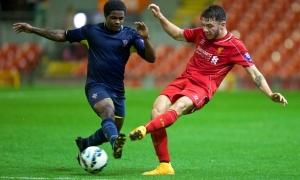 U21: LFC 1-3 Southampton