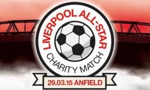 Pemain yang akan ikuti Liverpool All-Star Charity Match