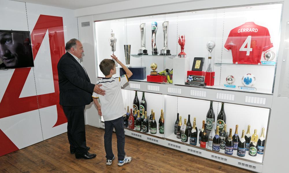 Museum luncurkan koleksi Gerrard