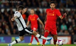 EFL Cup: Derby County 0-3 Liverpool