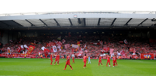 LFC offer cup ticket discount for 17-21s