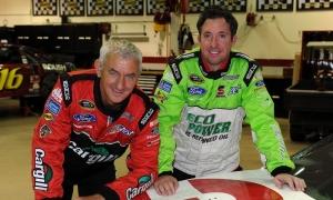 Fowler dan Rush kunjungi Roush Fenway, tim balap Nascar