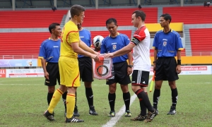LFC U18 di Palembang: Hari kelima