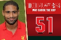 100PWSTK No.51 - Glen Johnson