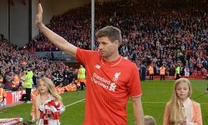 Perpisahan Gerrard di Anfield