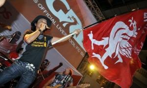 Fans: Nonton bareng Merseyside Derby di Jakarta