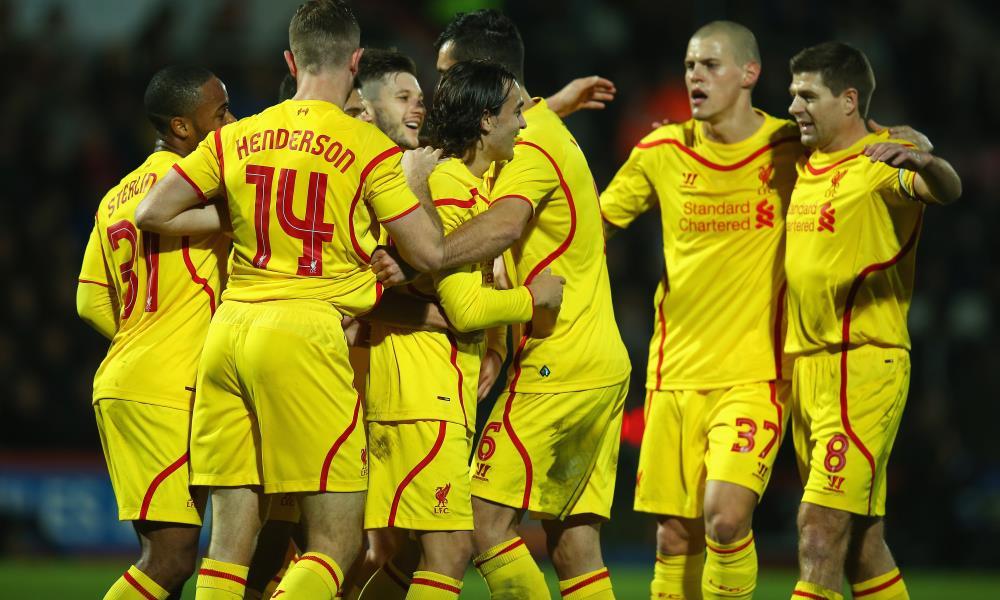 Liverpool langkahkan kaki ke semi-final Piala Liga