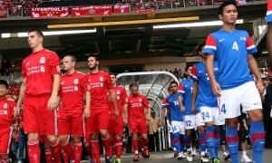 Flashback to 2011: Malaysia XI 3-6 Liverpool