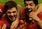 Suarez: Stevie is my supreme teammate