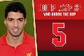 100PWSTK No.5 - Luis Suarez