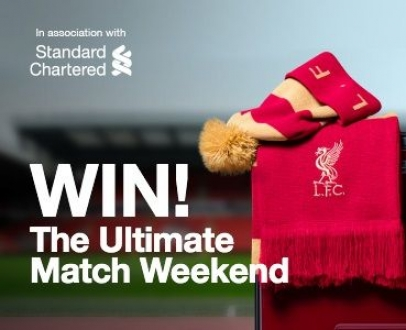 Win the Ultimate Match Weekend