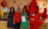 LFC Foundation visit Boston hospital